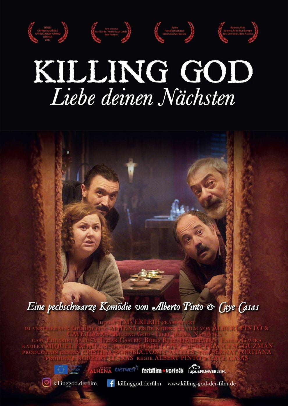Killing God - Liebe Deinen Nächsten (Poster)
