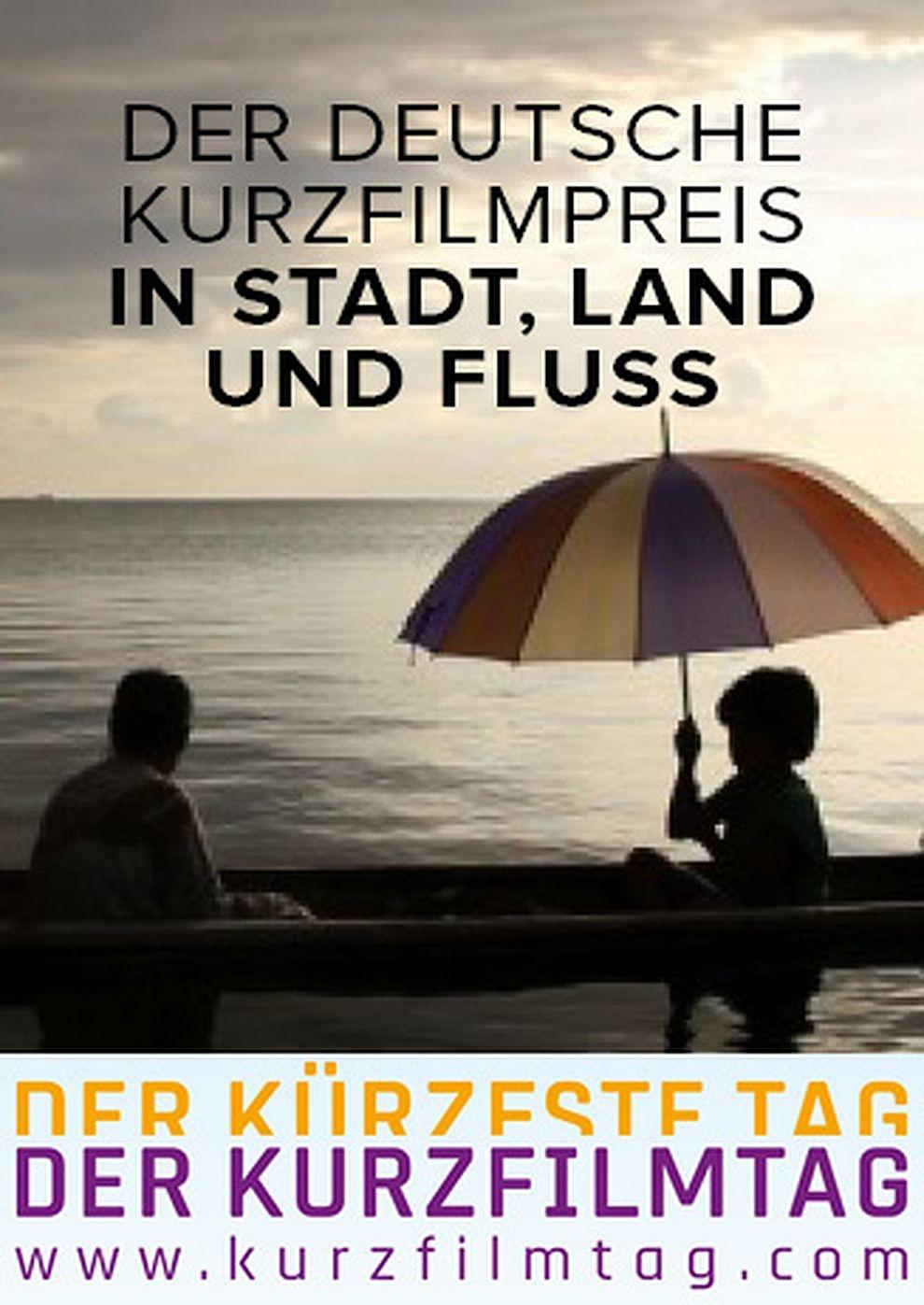 Kurz.Film.Tour. - Der deutsche Kurzfilmpreis. In Stadt, Land und Fluss. (Poster)