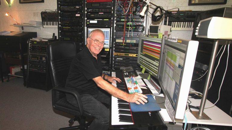 Meine Welt ist die Musik - Der Komponist Christian Bruhn (Filmbild 4)