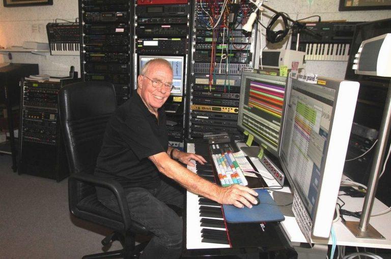 Meine Welt ist die Musik - Der Komponist Christian Bruhn (Filmbild 5)
