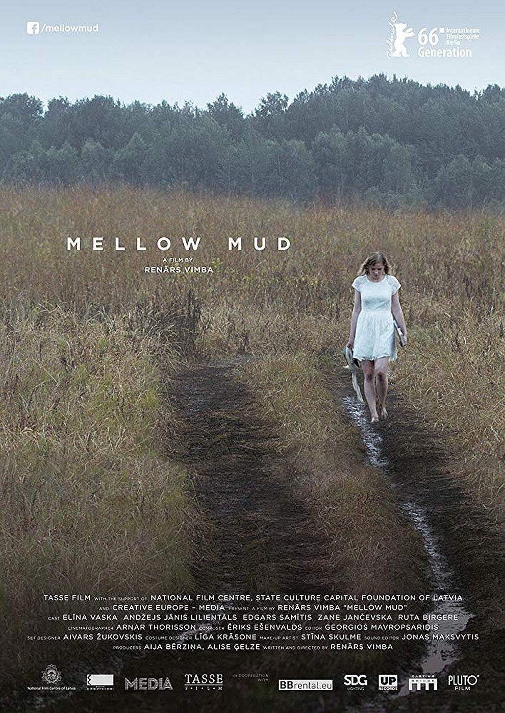 Mellow Mud - Sanfter Schlamm (Poster)