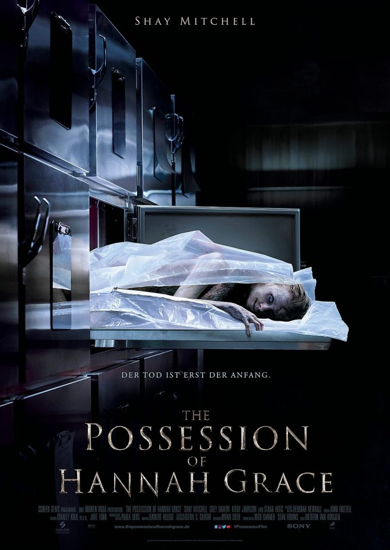 Possession of Hannah Grace (Poster)
