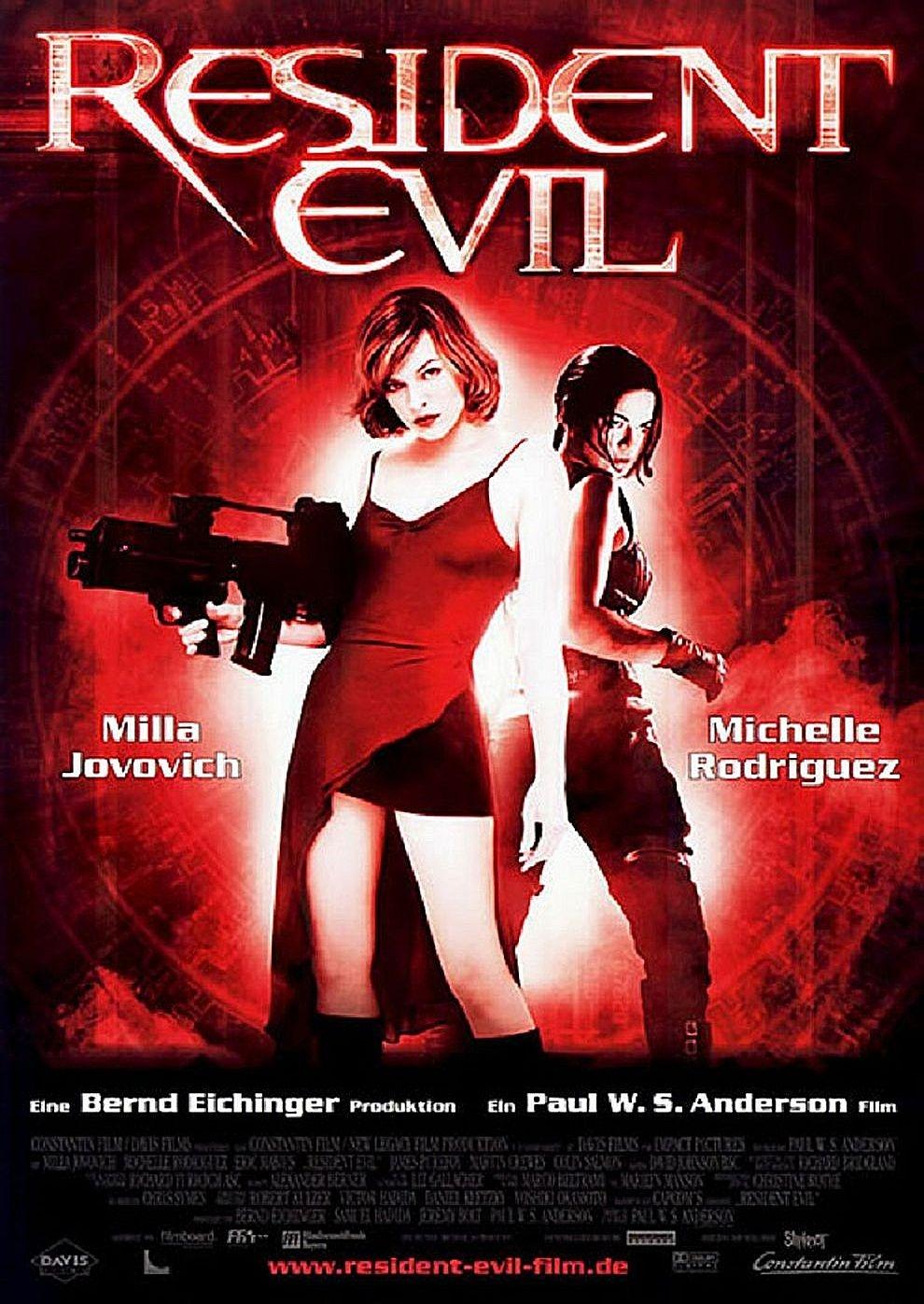 Resident Evil (Poster)