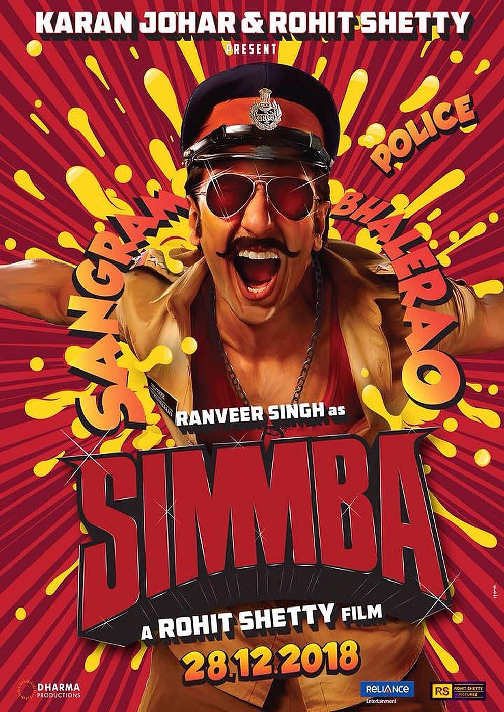 Simmba (Poster)
