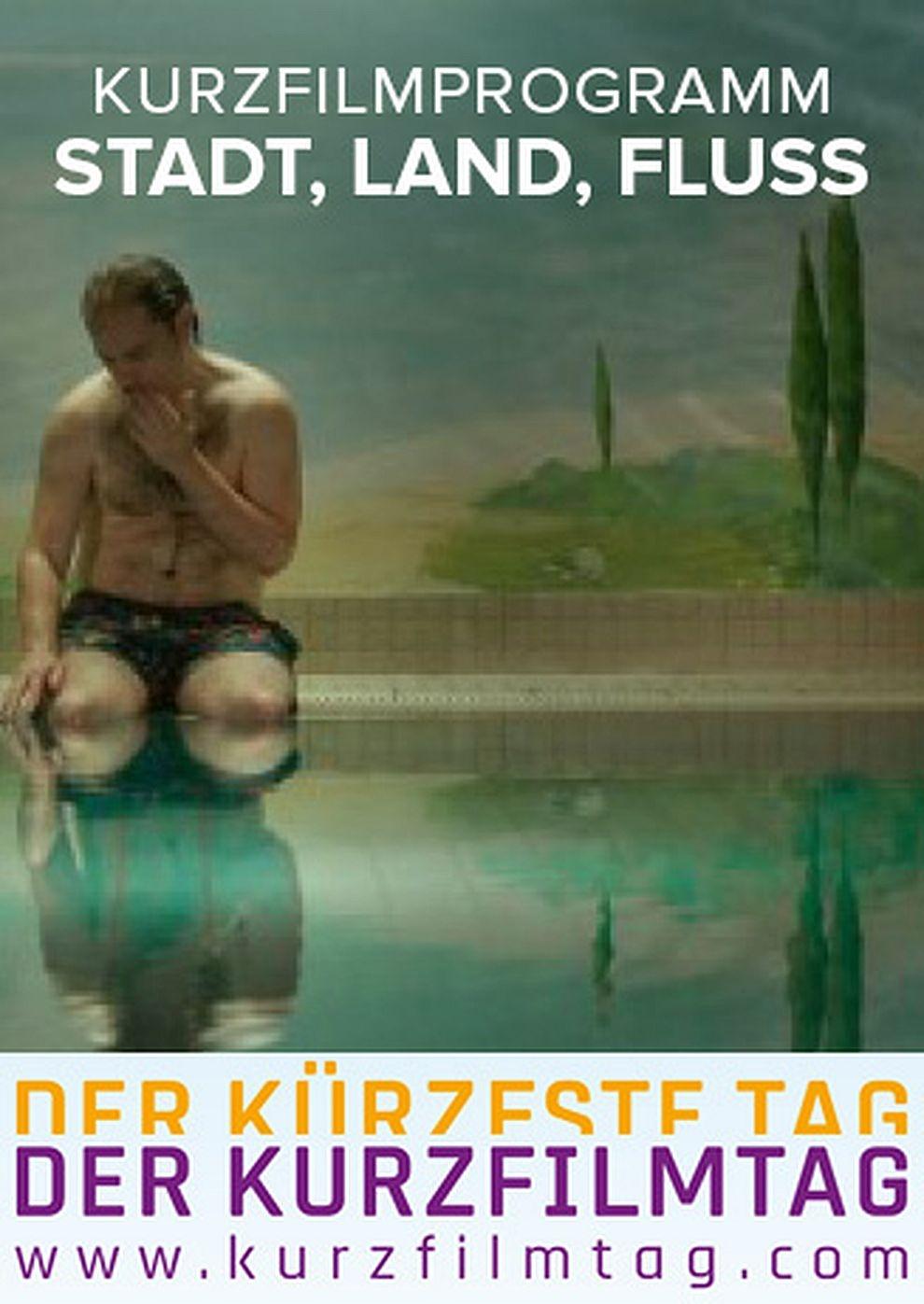 Stadt, Land, Fluss (2018) (Poster)