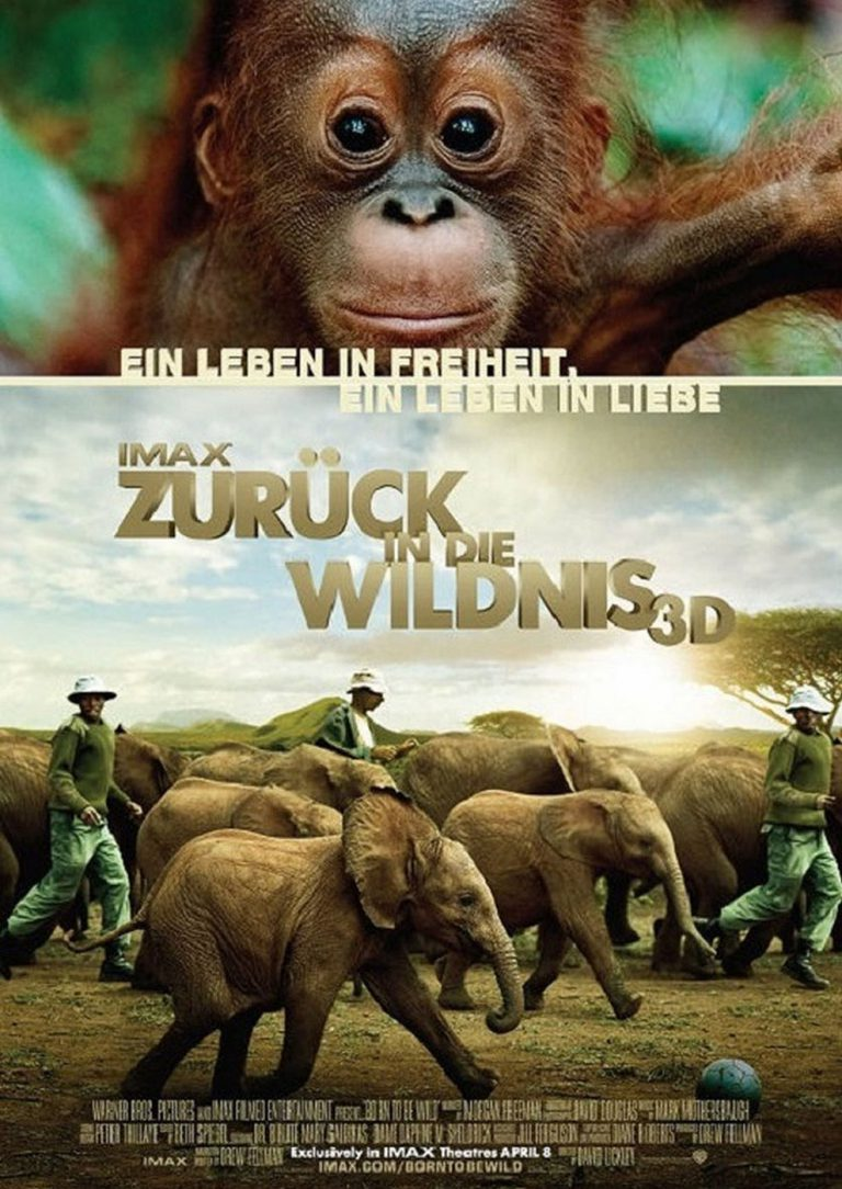 Zurück in die Wildnis (Poster)