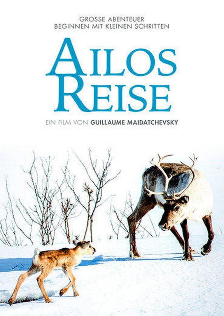 Ailos Reise - Grosse Abenteuer beginnen mit kleinen Schritten (Poster)