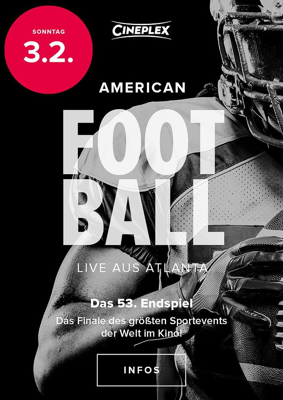 American Football Sunday 2019 (Poster)