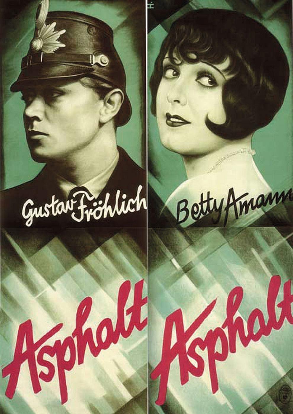 Asphalt (Poster)