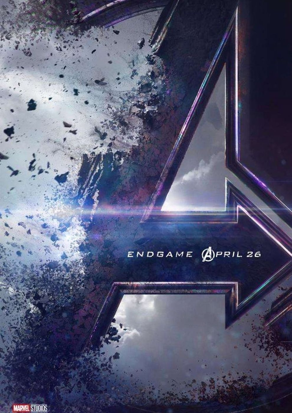 Avengers - Das Ende ist ein Teil des Weges! (Poster)