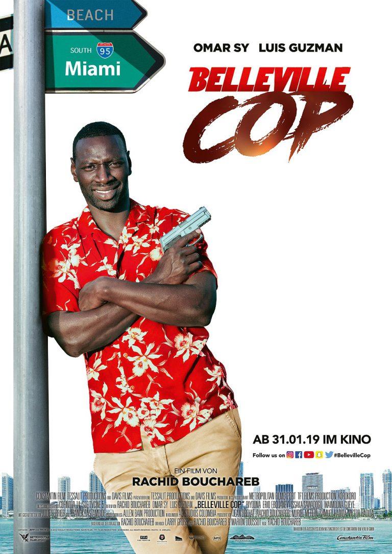 Belleville Cop (Poster)