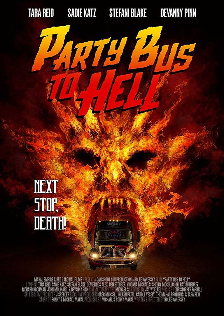 Bus Party to Hell (Poster)