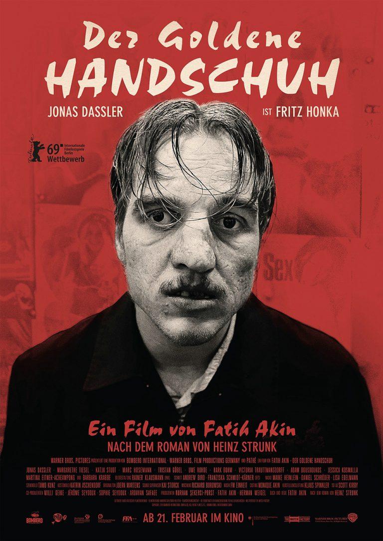 Der Goldene Handschuh (Poster)