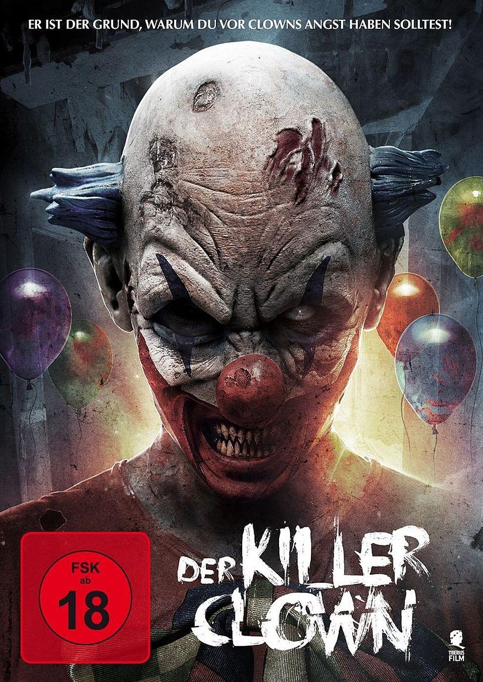 Der Killerclown (Poster)
