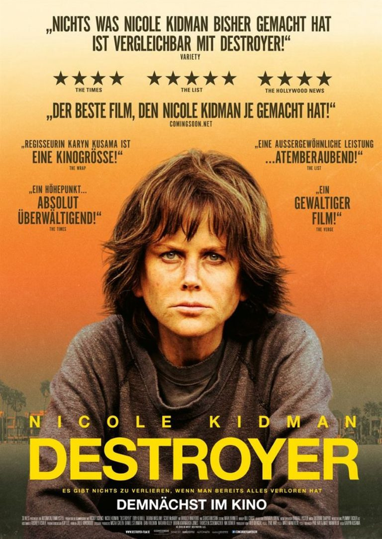 Destroyer (Poster)