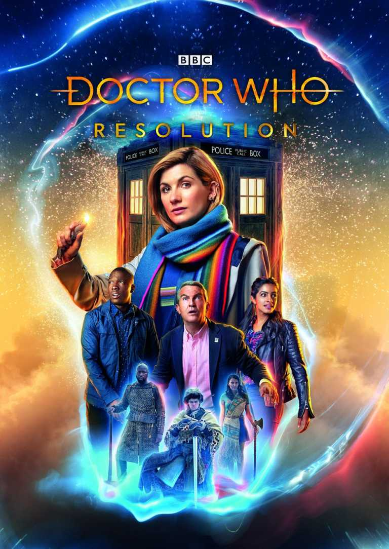 Doctor Who: Neujahrsspecial 2019 (Poster)