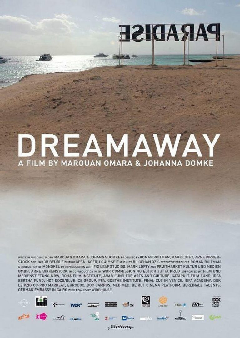 Dream Away (Poster)