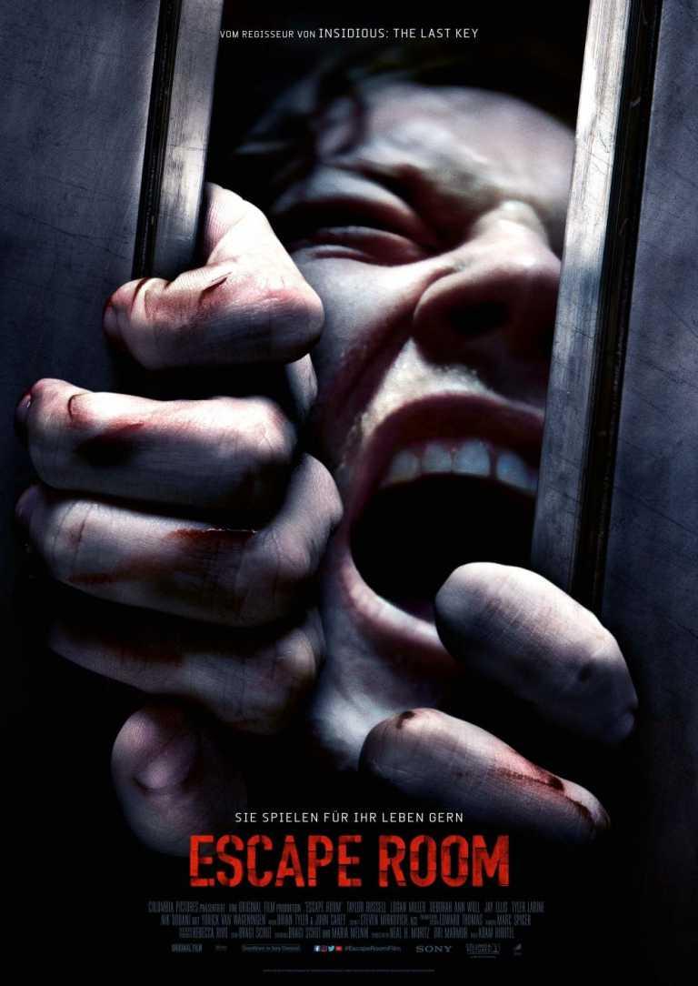 Escape Room (Poster)