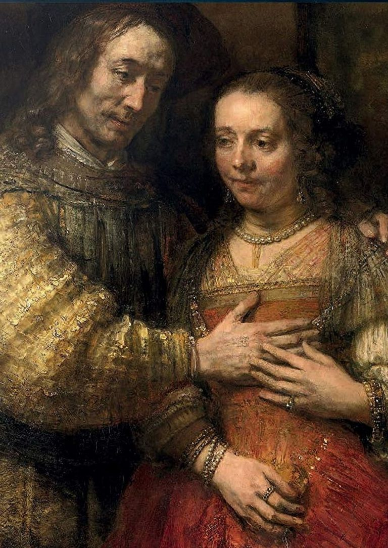 Exhibition on Screen: Rembrandt (2018) (Poster)