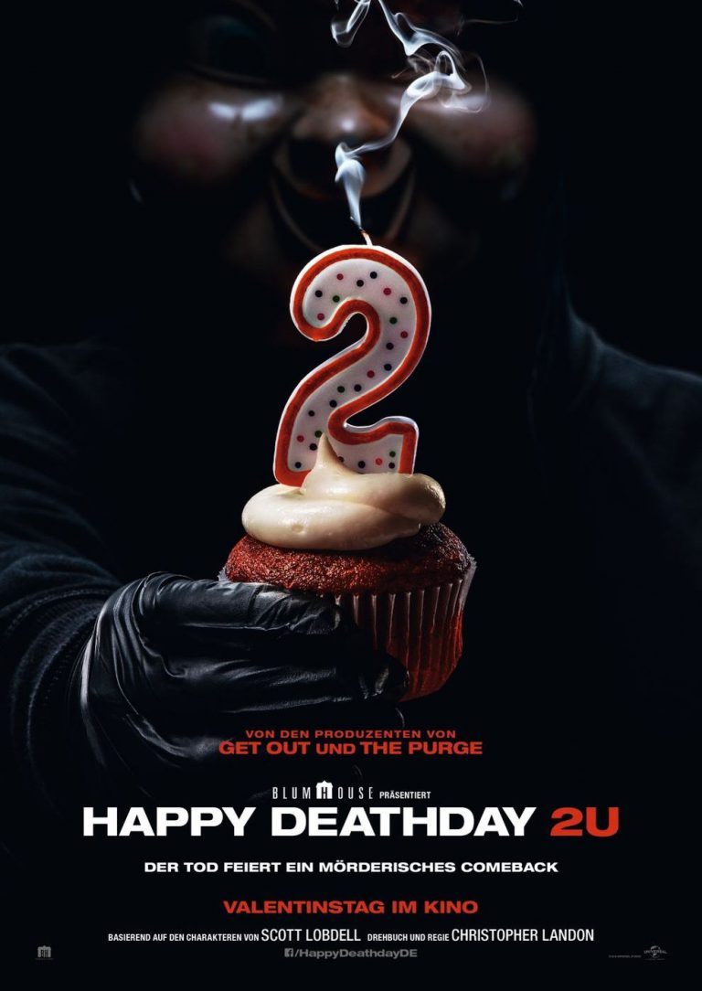 Happy Deathday 2U (Poster)