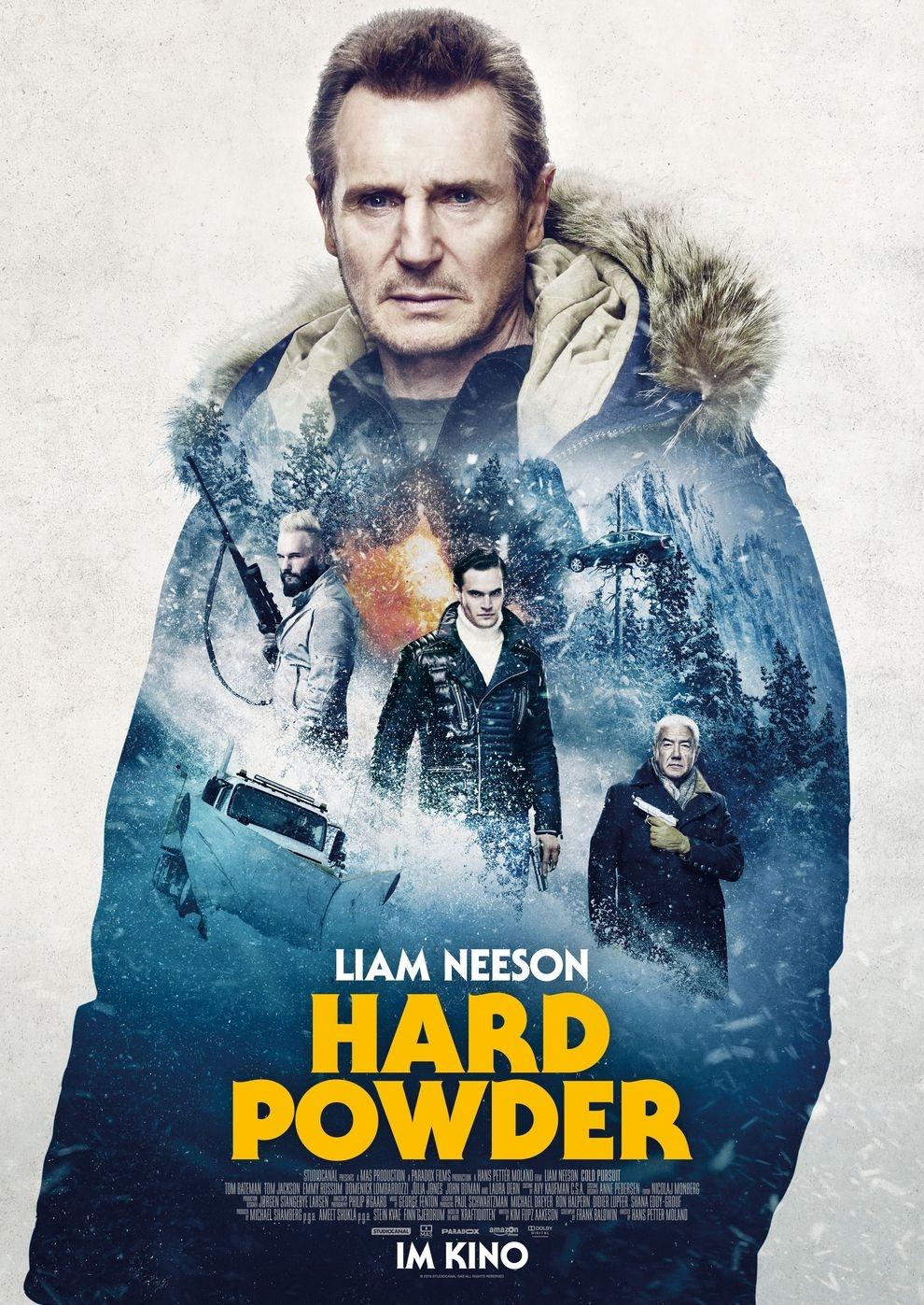 Hard Powder (Poster)
