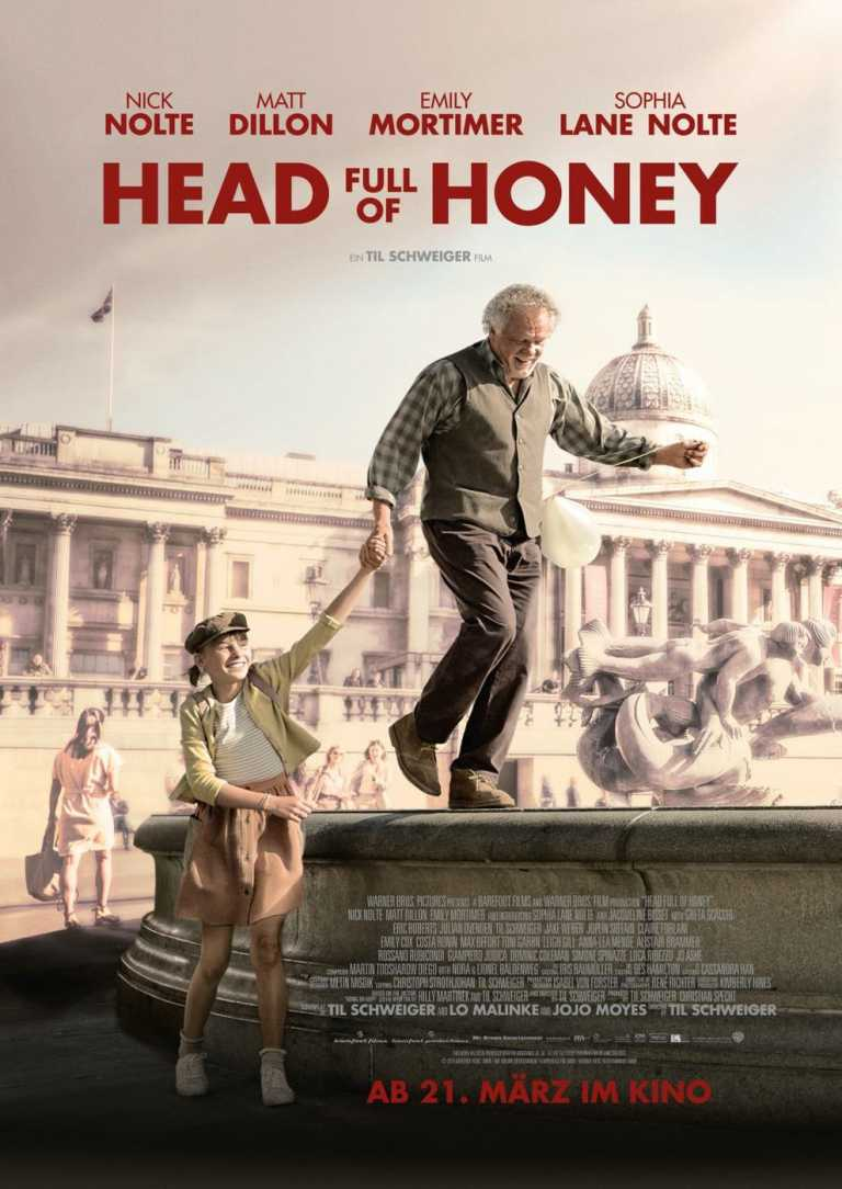 Head Full of Honey (Poster)