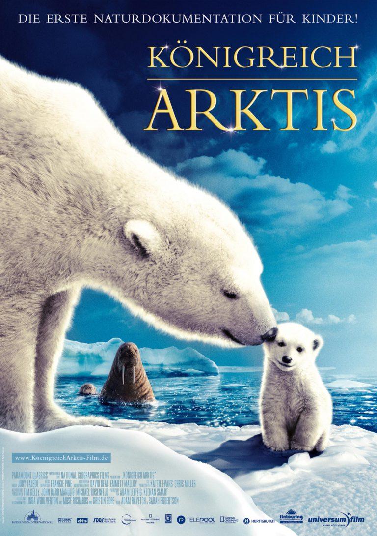 Königreich Arktis (Poster)