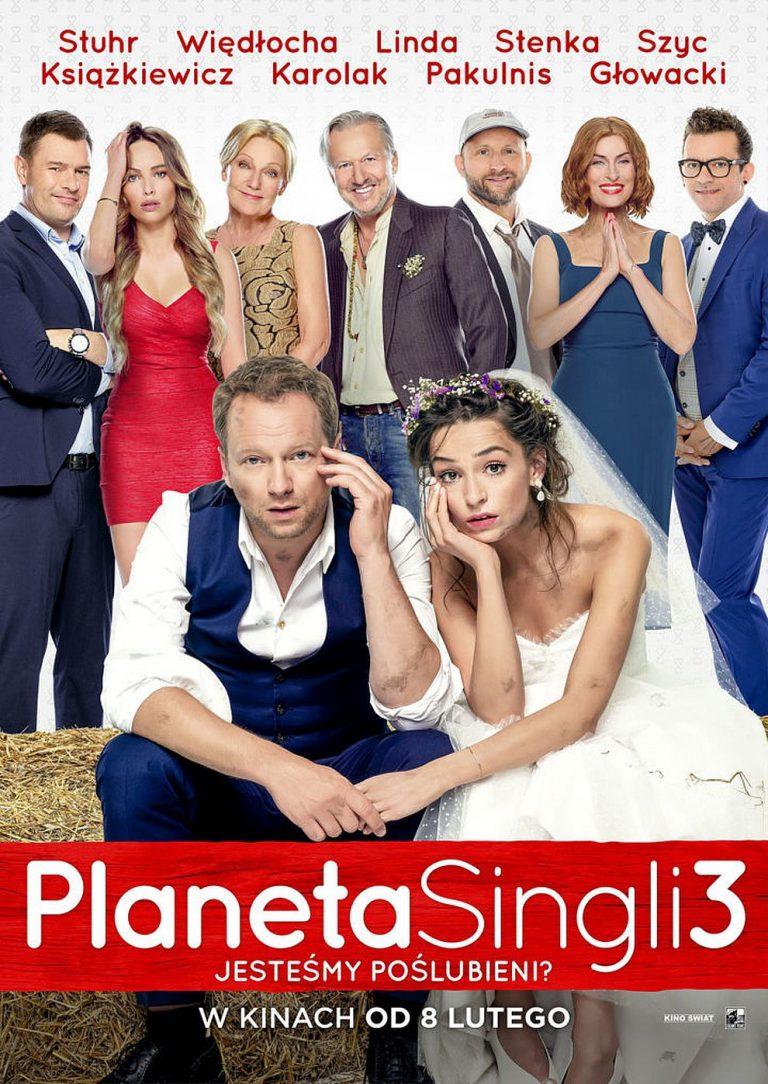 Planeta Singli 3 (Poster)