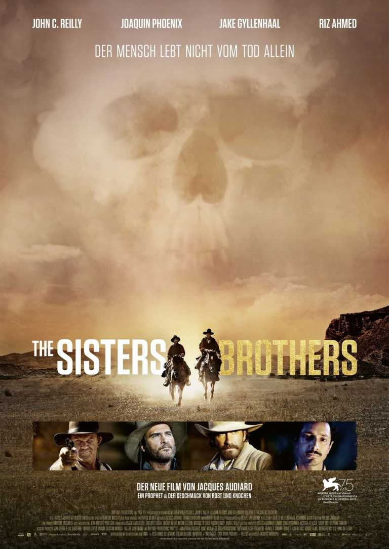 The Sisters Brothers (Poster)