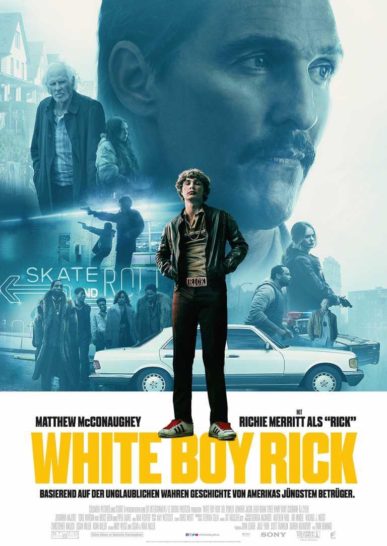 White Boy Rick (Poster)