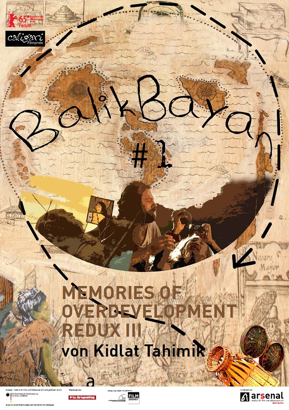 Balikbayan #1 - Memories of Overdevelopment Redux III (Poster)