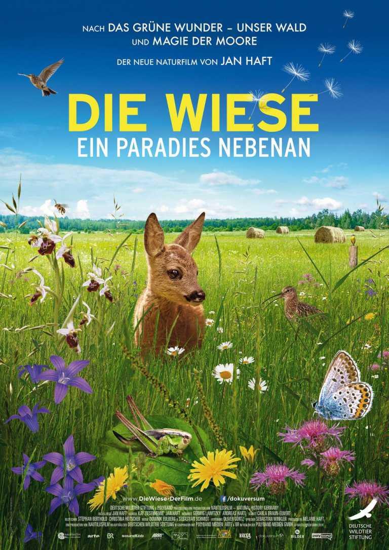 Die Wiese - Ein Paradies nebenan (Poster)