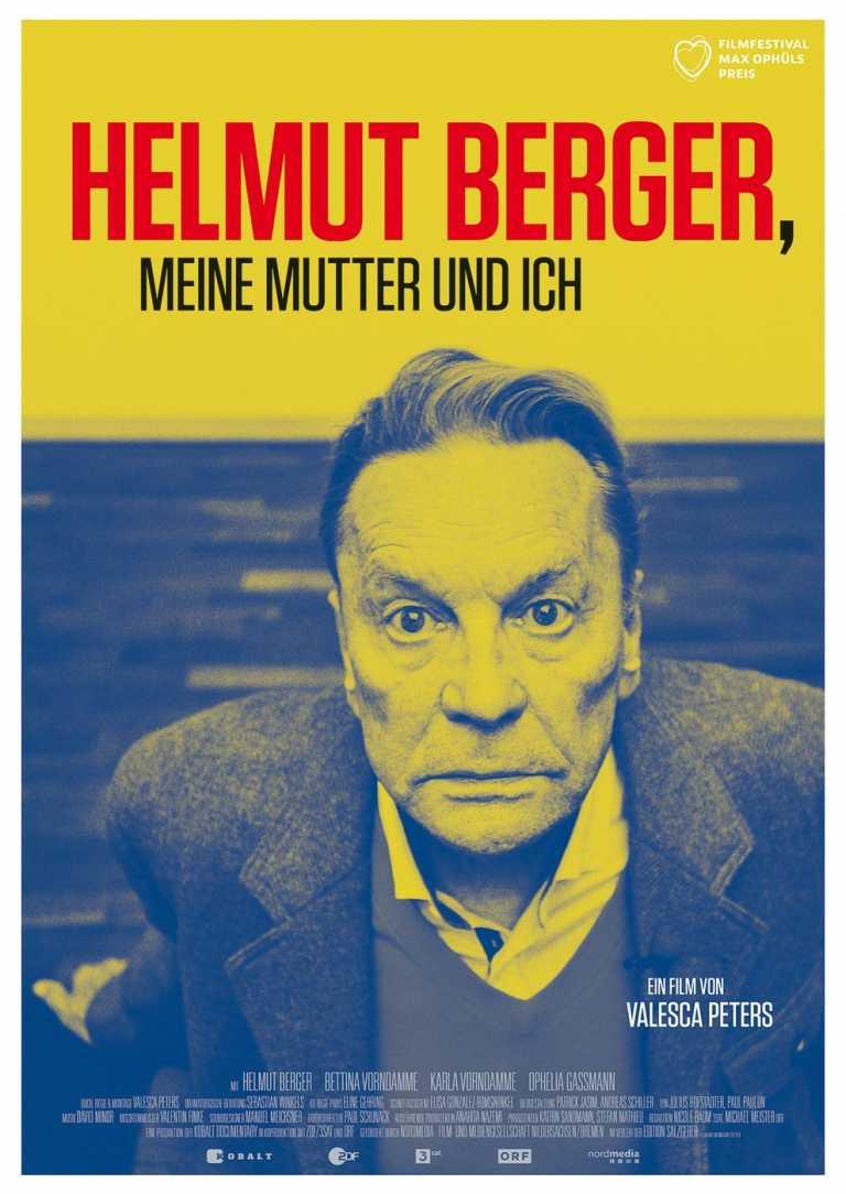Helmut Berger, meine Mutter und ich (Poster)