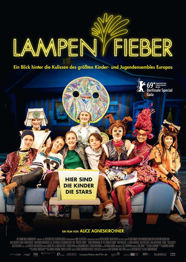 Lampenfieber (Poster)
