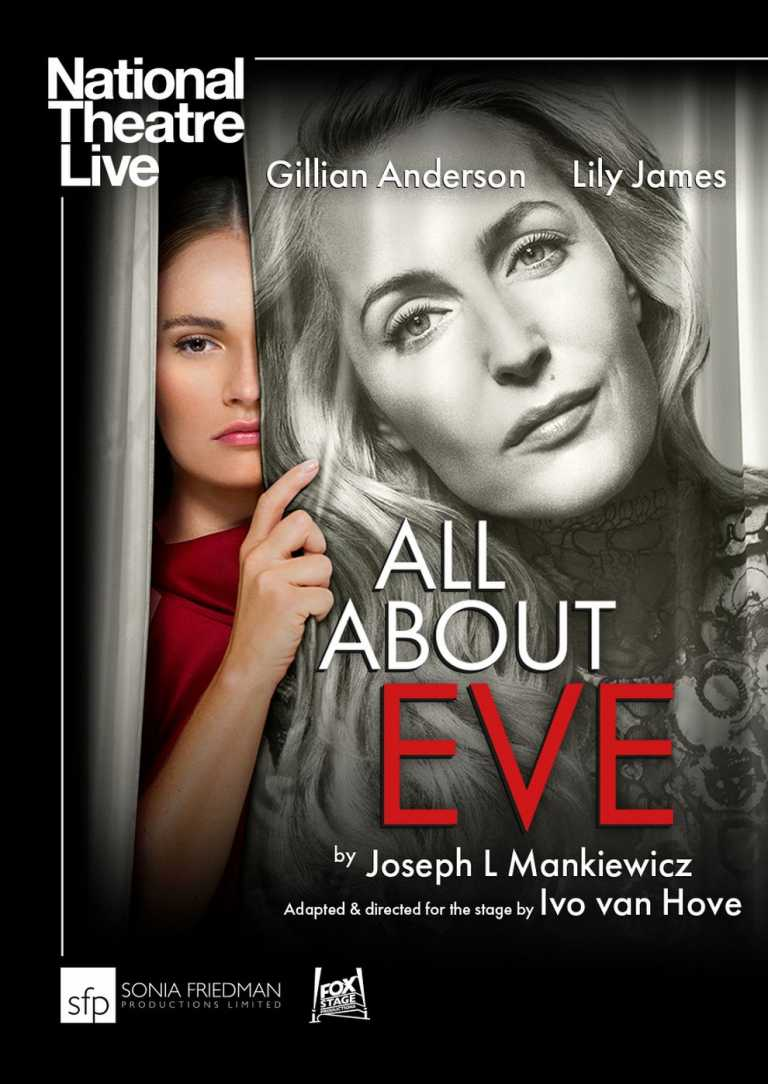 National Theatre Live: All About Eve (Poster)