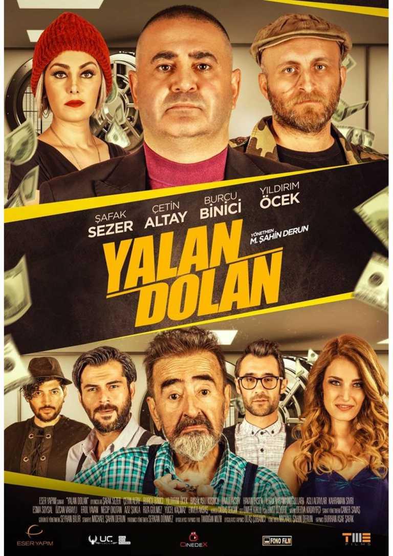 Yalan Dolan (Poster)