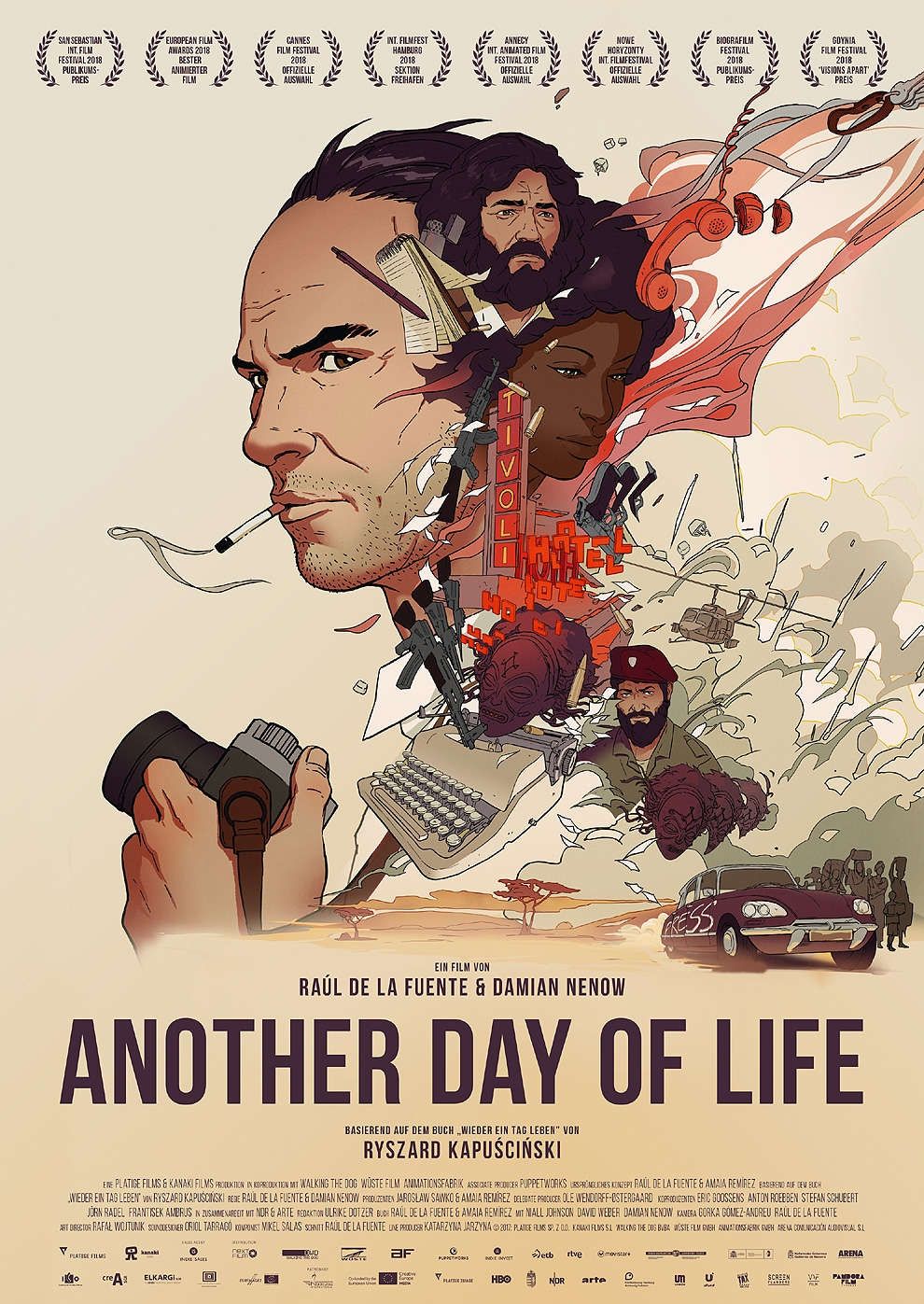 Another Day Of Life (Poster)