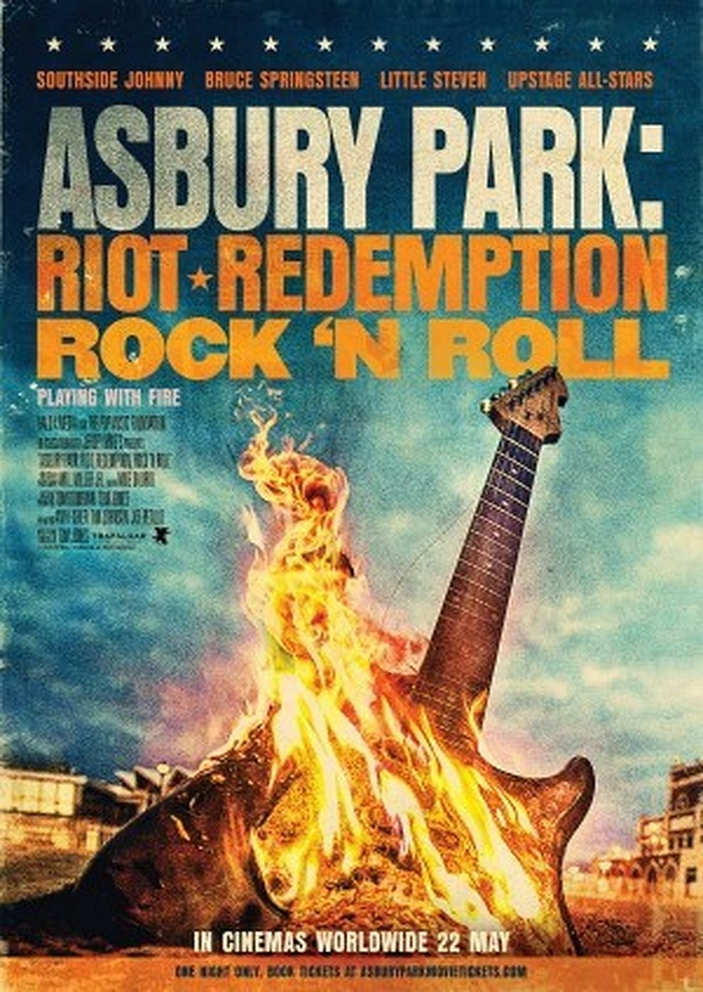Asbury Park: Riot, Redemption, Rock 'N Roll (Poster)