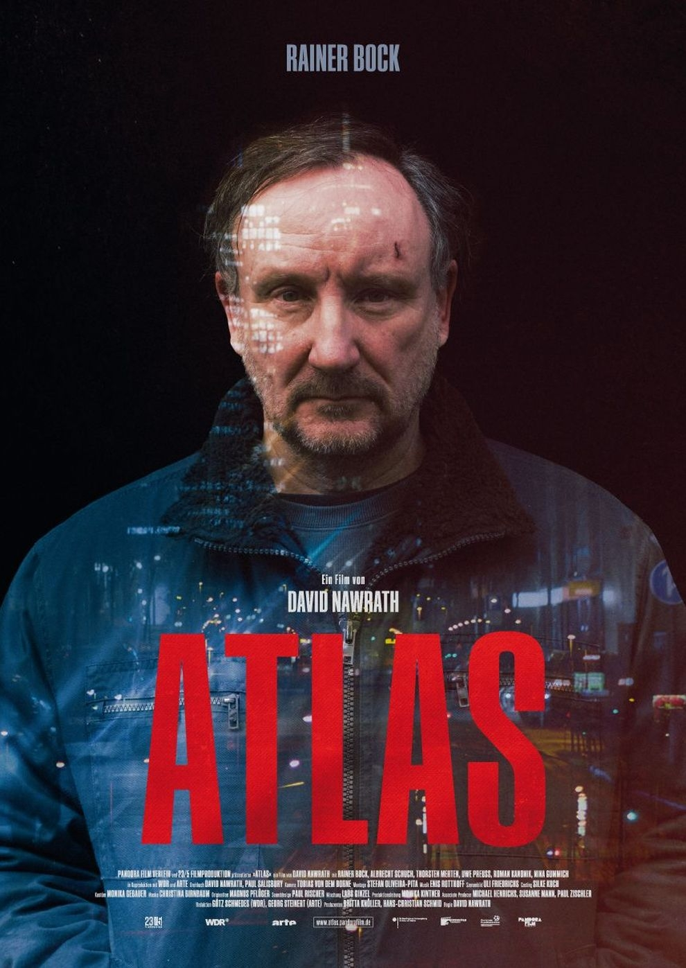 Atlas (Poster)