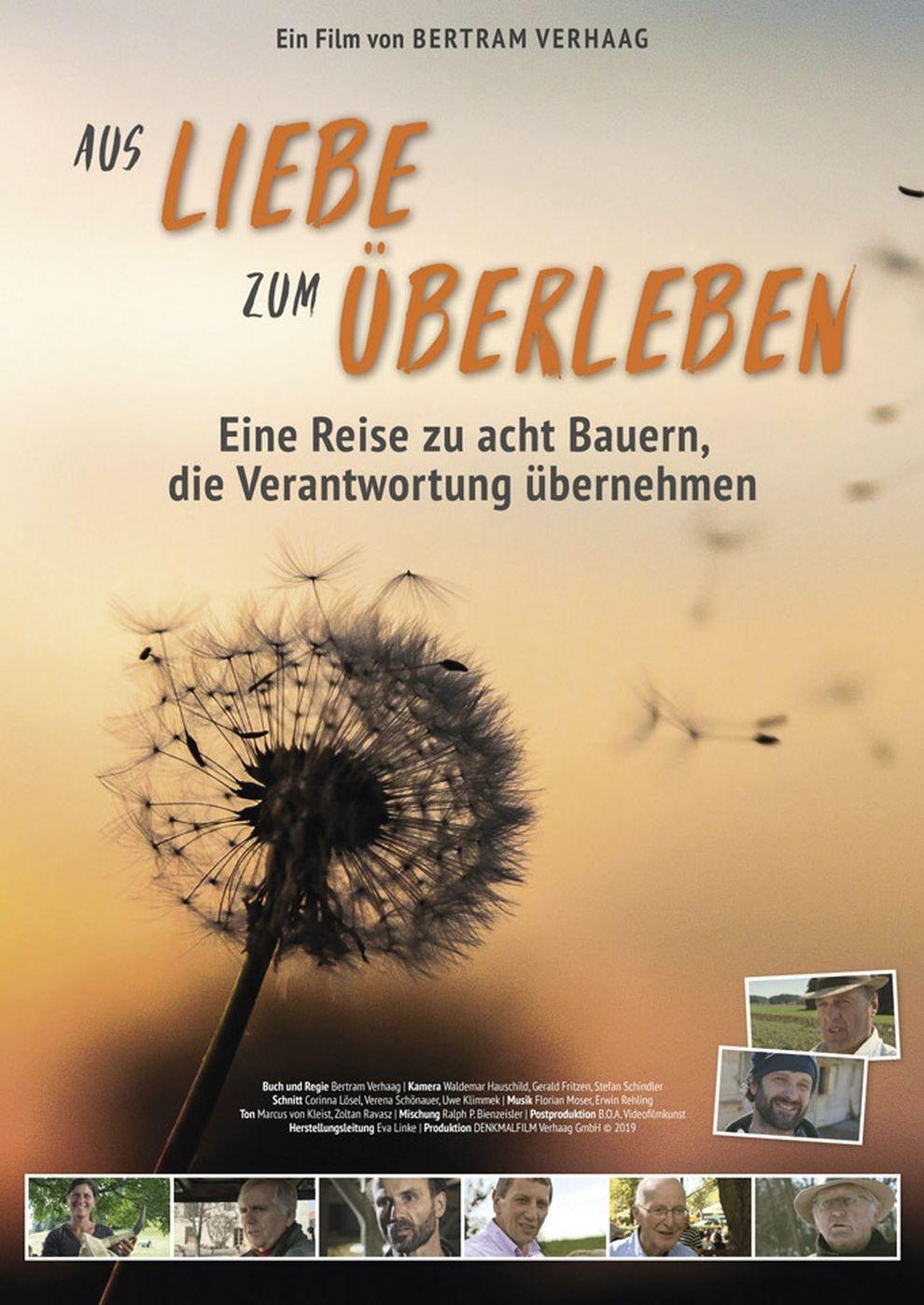 Aus Liebe zum Überleben (Poster)