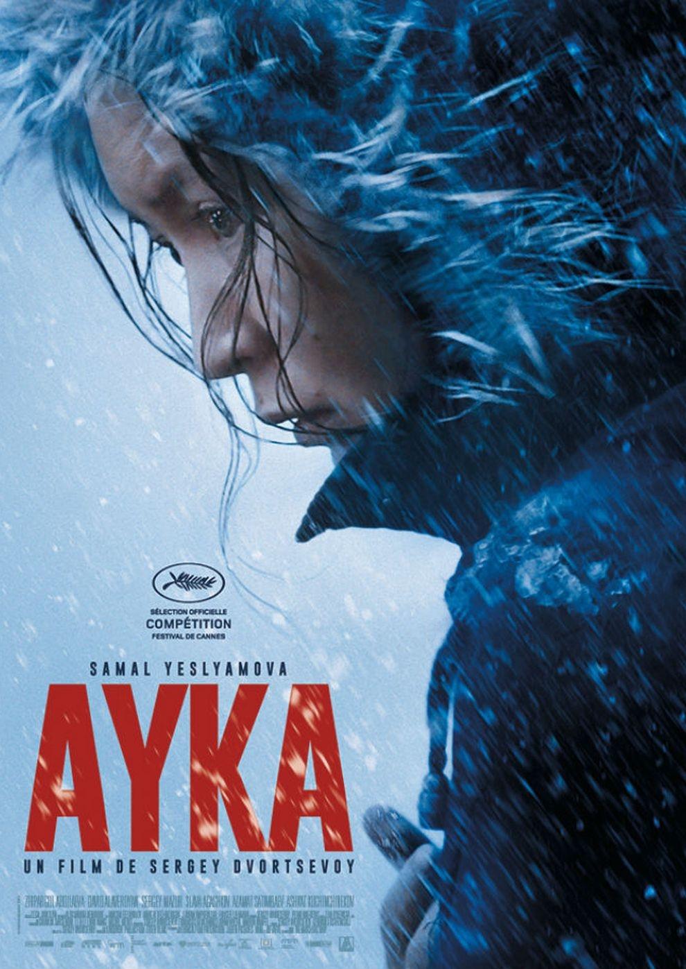 Ayka (Poster)