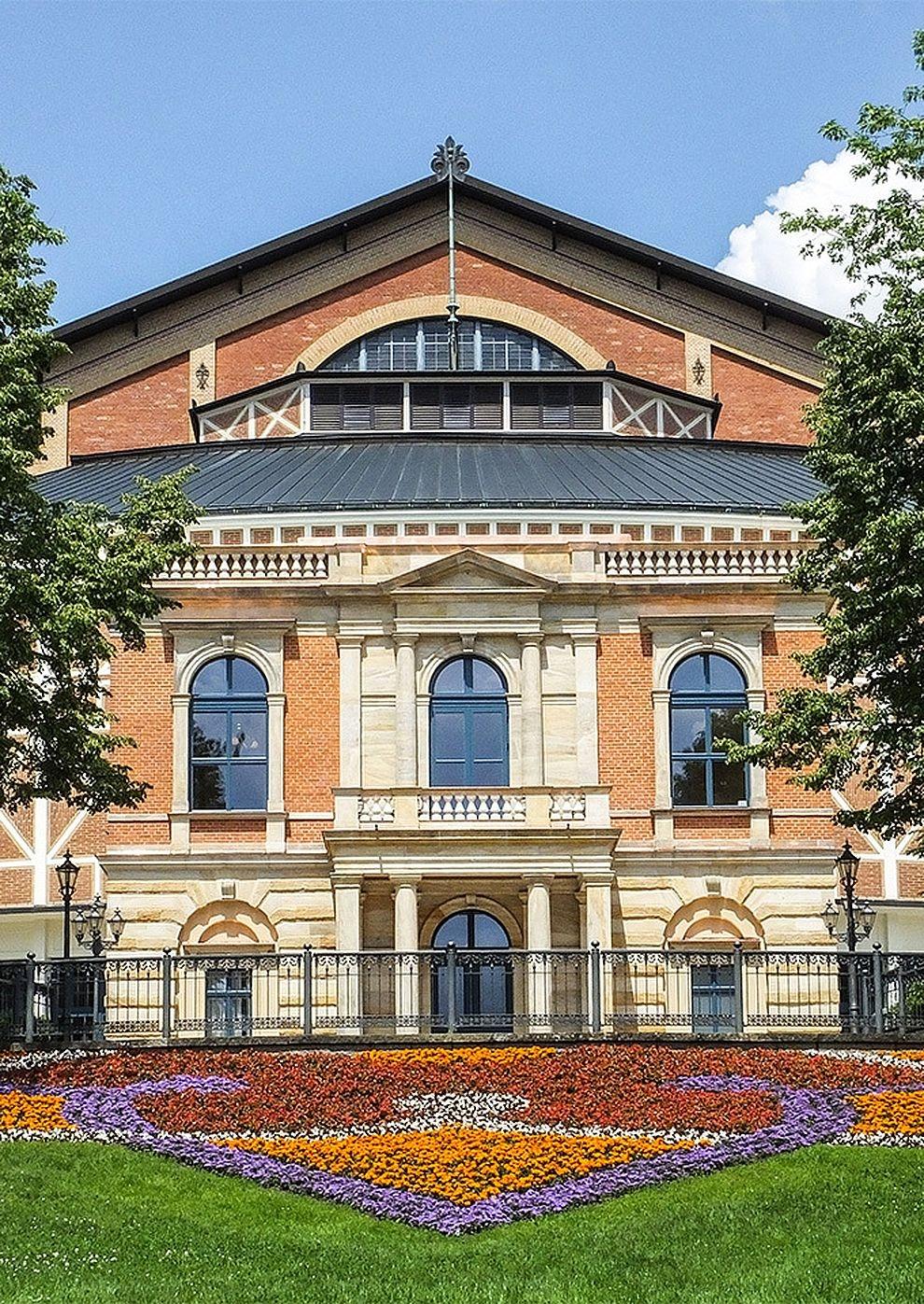Bayreuther Festspiele 2019: Tannhäuser (Poster)