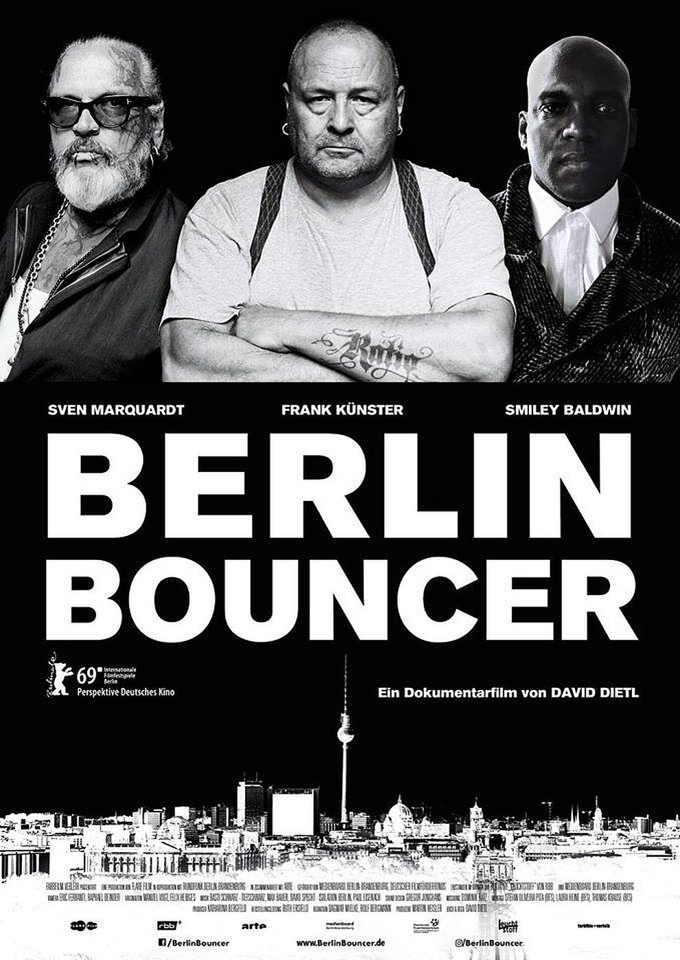 Berlin Bouncer (Poster)