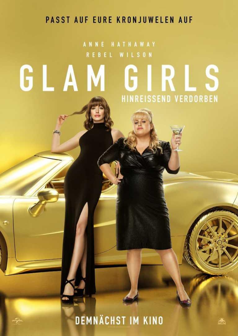 Glam Girls - Hinreissend Verdorben (Poster)