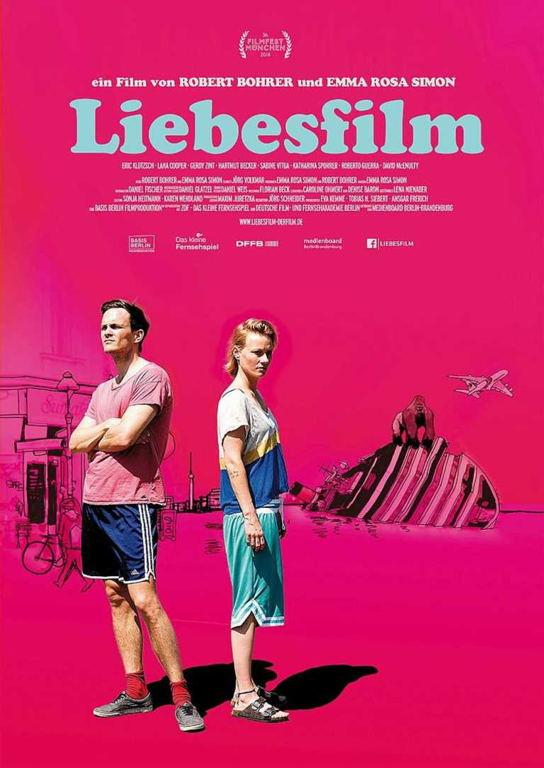 Liebesfilm (Poster)