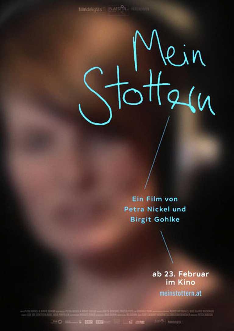 Mein Stottern (Poster)