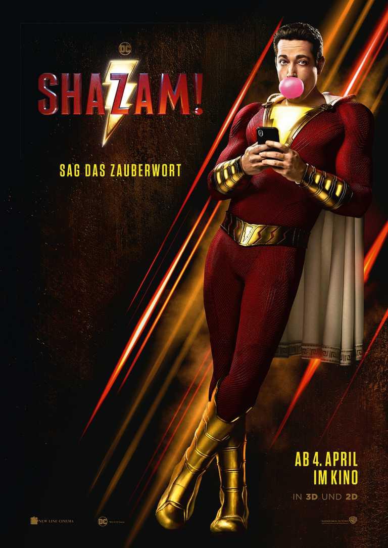 Shazam! (Poster)