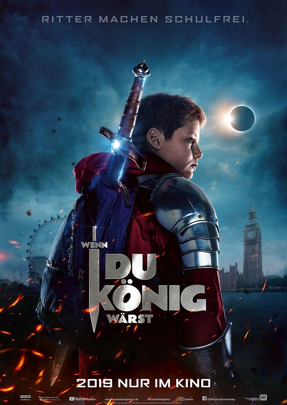 Wenn du König wärst (Poster)