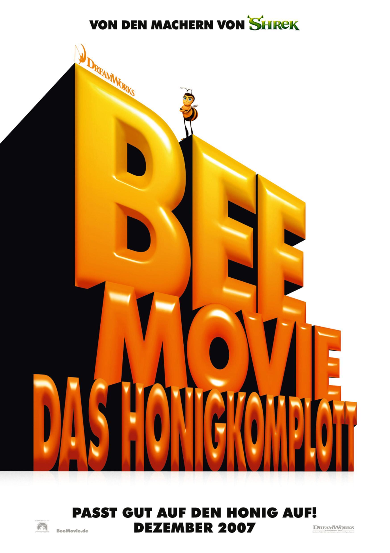 Bee Movie - Das Honigkomplott (Poster)