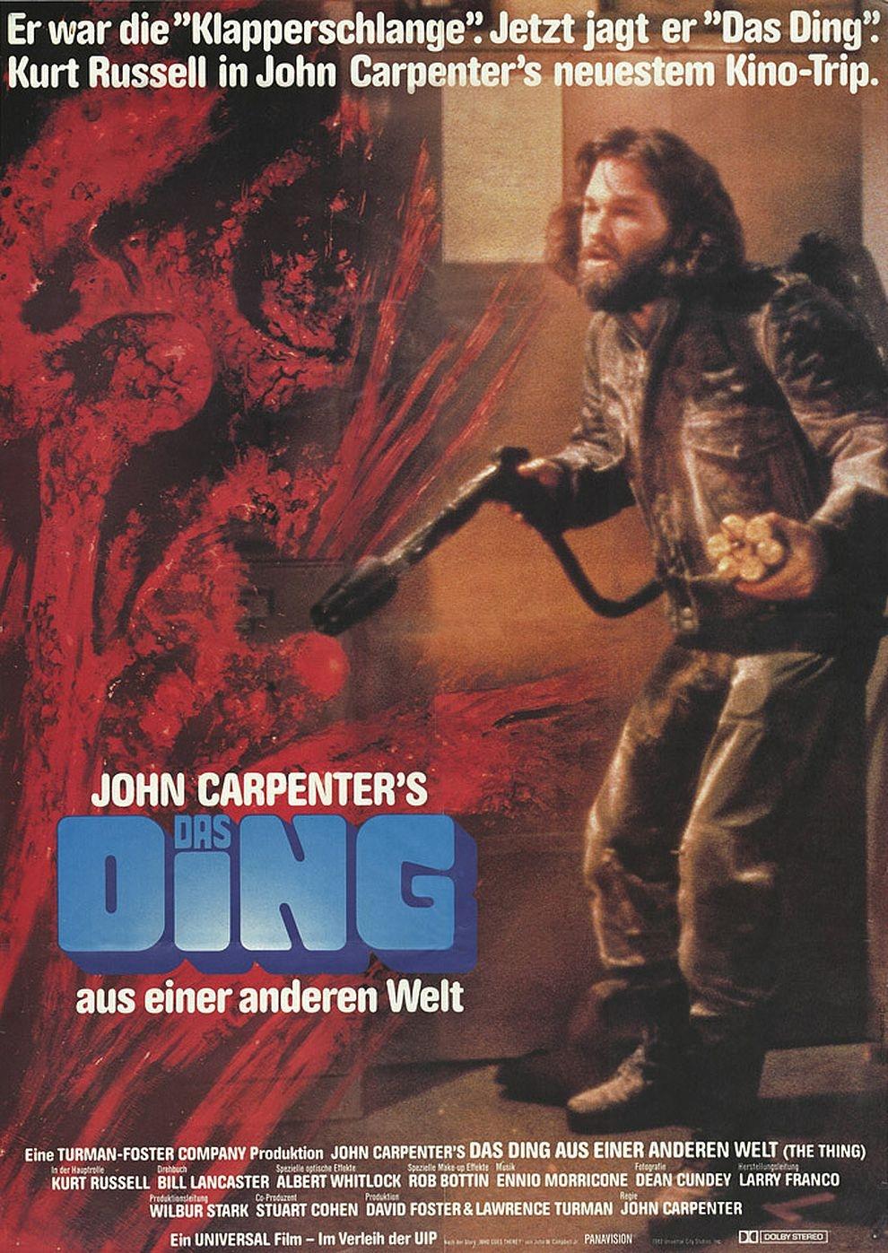 Das Ding aus einer anderen Welt (Poster)